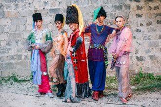 геи, казаки