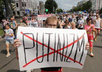 Майдан у Росії неминучий - як пов'язані протести в Росії та Білорусі