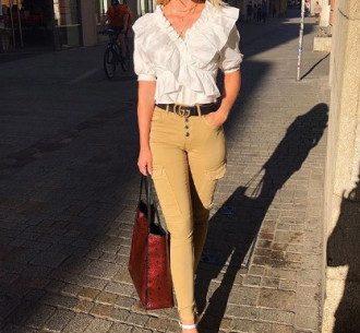 Карго-брюки 2020