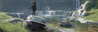 Концепт-арт The Last of Us part 2 / Naughty Dog
