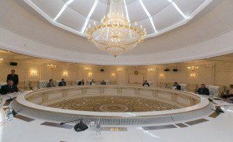 ТКГ, Минские переговоры