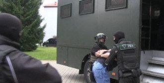 Задержание, Беларусь