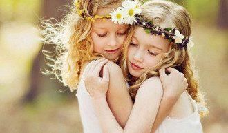 З Днем подруги - привітання своїми словами до сліз, картинки щирі