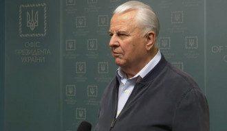 Кравчук решил возглавить украинскую делегацию в ТКГ по Донбассу – ТКГ Минск
