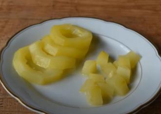 Необычные кабачки быстро варятся – Кабачки как ананас на зиму
