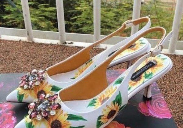 Босоножки на каблуке 2020 лето