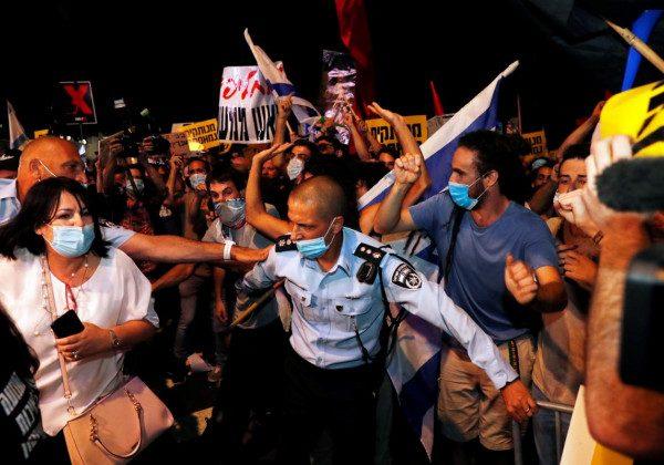 В Єрусалимі розгорівся протест