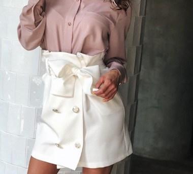 Модний одяг з бантами 2020
