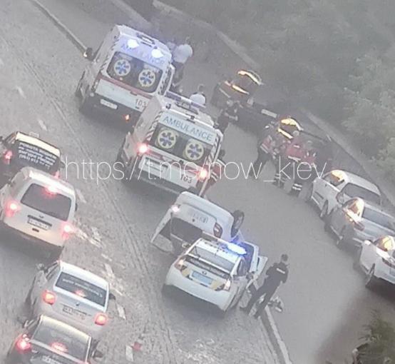 В Киеве случилось жесткое ДТП – Киев новости сегодня