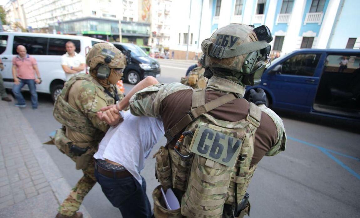 У Києві чоловік захопив відділення банку та був затриманий – БЦ Леонардо