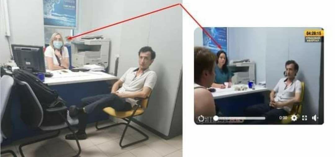 В Киеве мужчина захватил отделение банка и был задержан – БЦ Леонардо