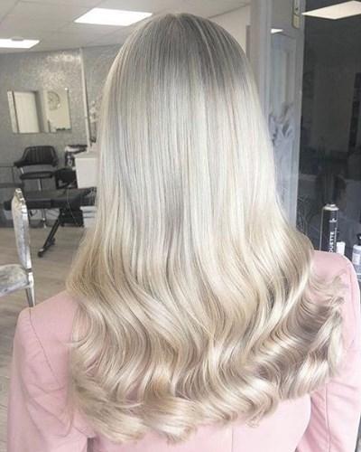 Довге волосся осінь зима 2020 2021