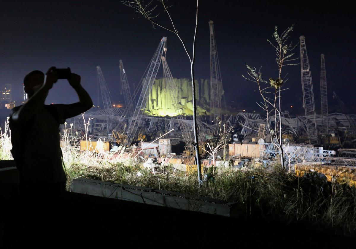 З'явилася нова інформація про жертви вибухів e Бейруті – Вибух Бейрут новини