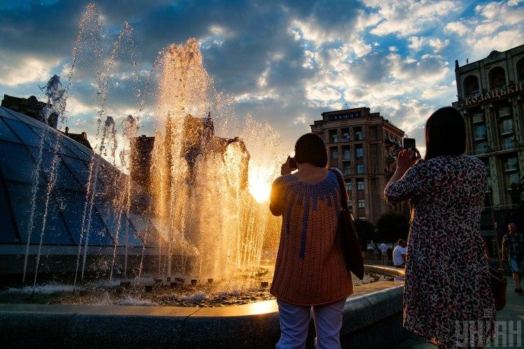 Експерт попередила, що у Києві на наступному тижні відчутно знизиться температура – Погода Київ
