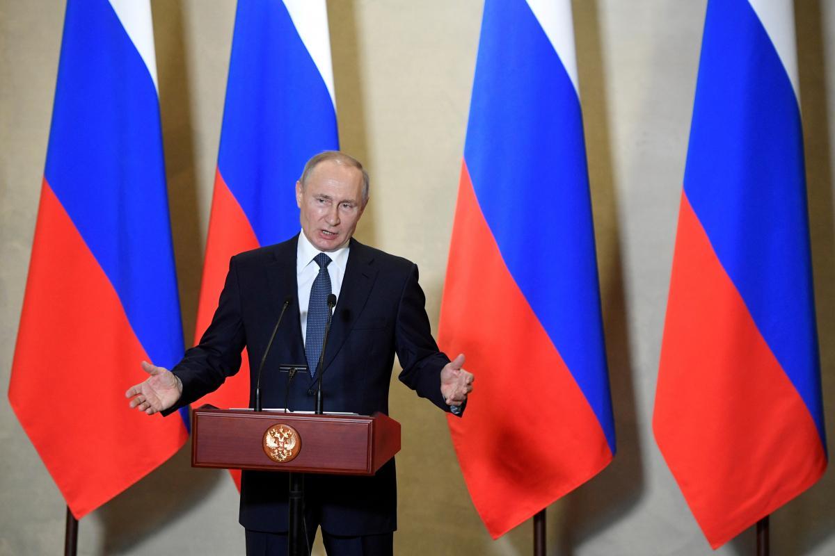 Политтехнолог сообщил, что Путин изменил стратегию по Украине – Украина Россия новости