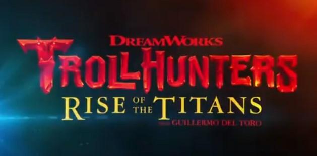 Охотники на Троллей - Восстание Титанов