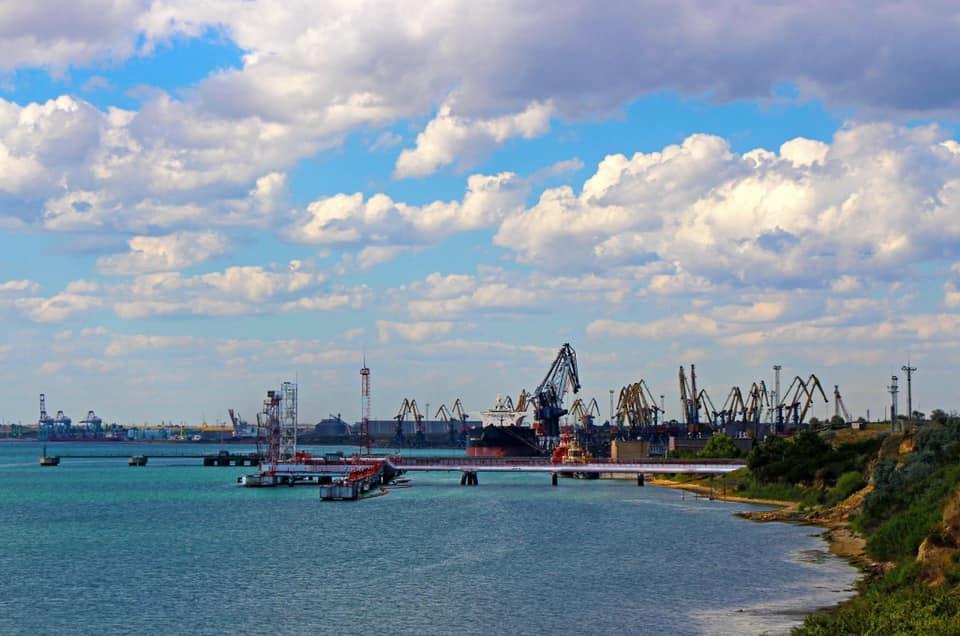 порт Південний