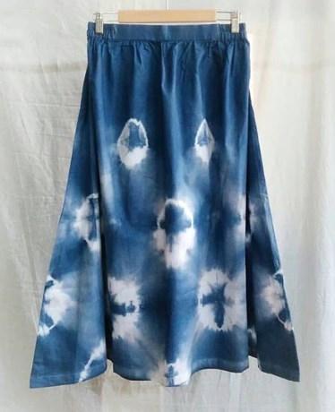 Модний одяг в стилі тай-дай