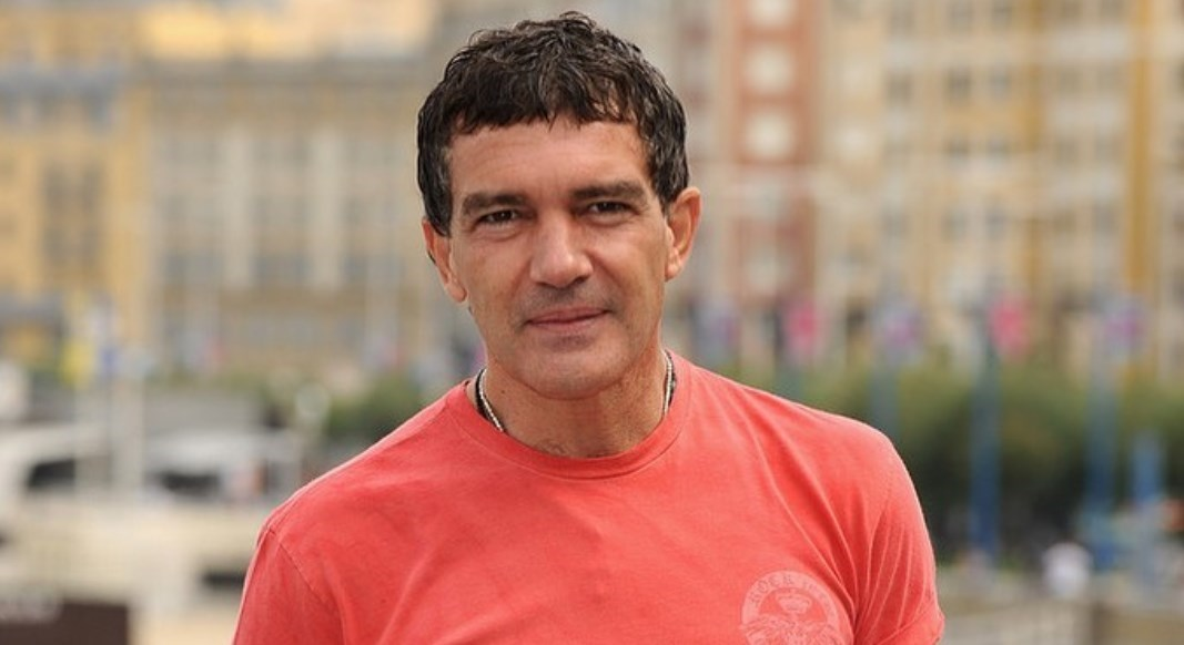 Антоніо Бандерас