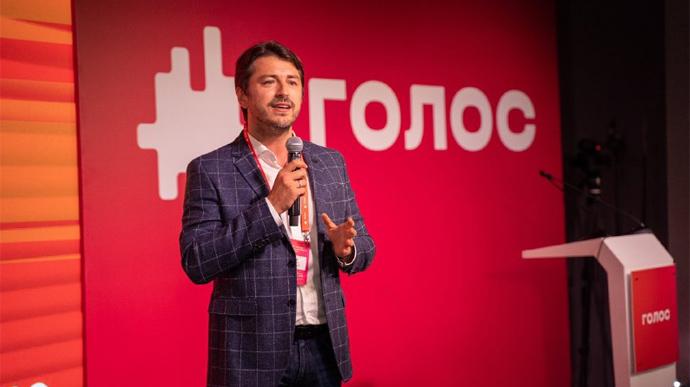 Притула йде на вибори мера Києва від партії Голос