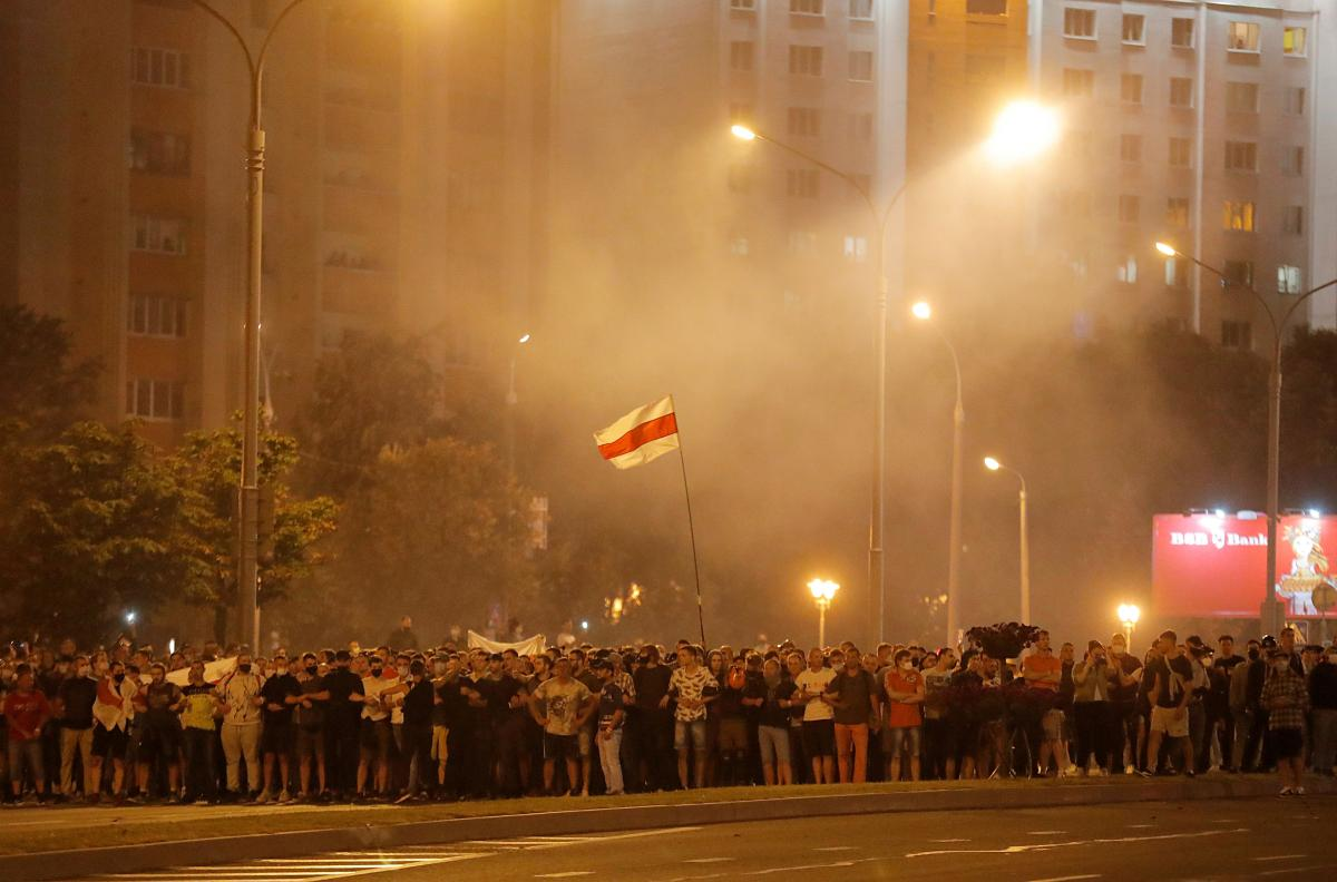 Білорусь, протест