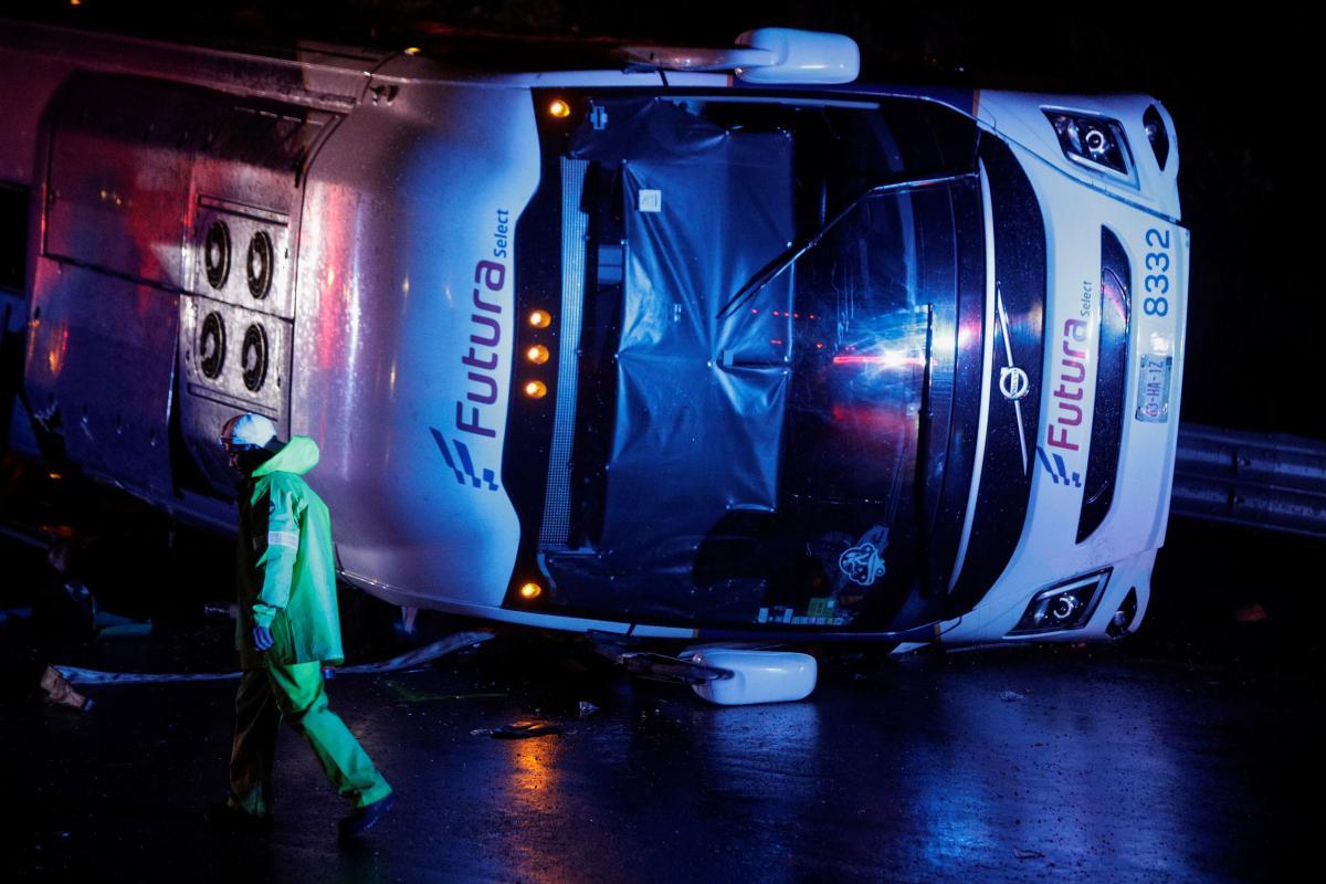 У Мексиці пасажирський автобус потрапив у аварію, багато жертв – Смертельна ДТП