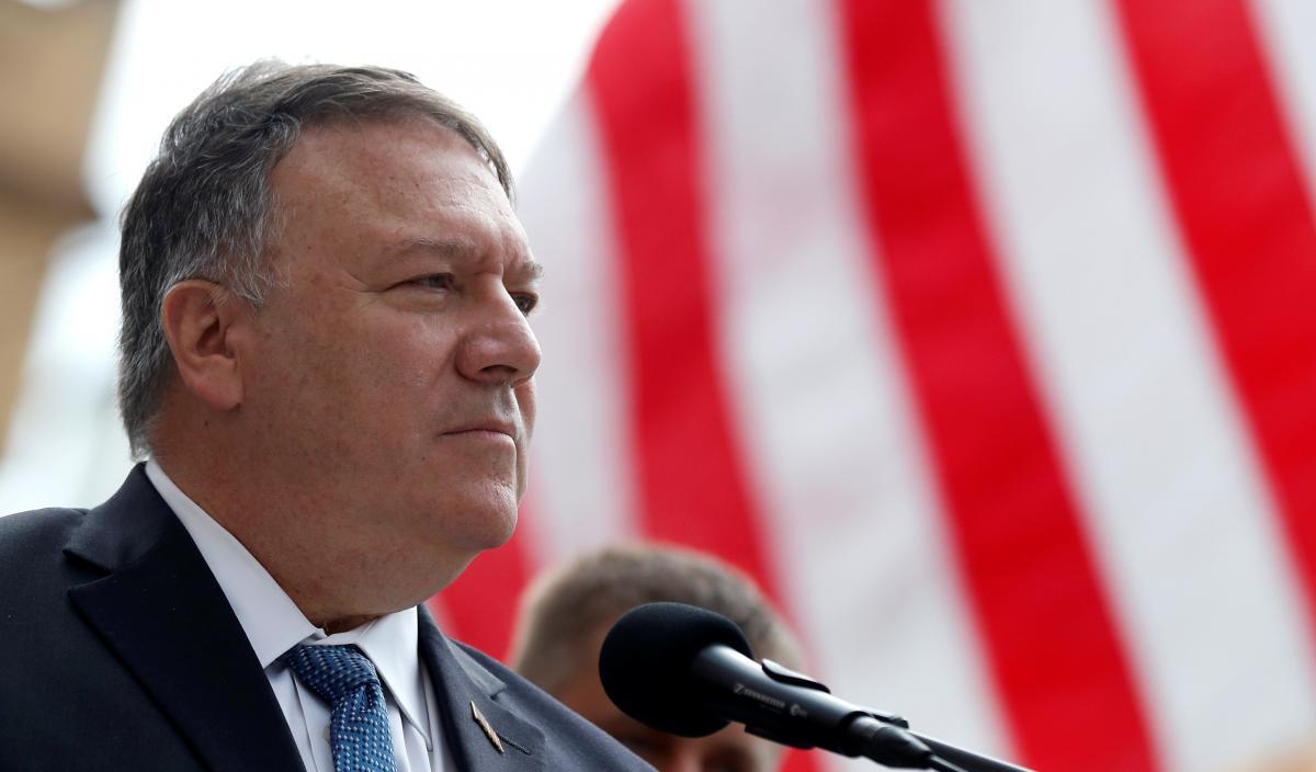 Помпео сообщил, что США хотят, чтобы белорусы получили свободы, которых требуют – Беларусь новости