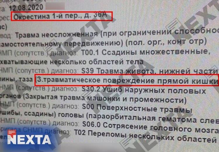 В Беларуси протестующих в СИЗО избивают и насилуют – СМИ