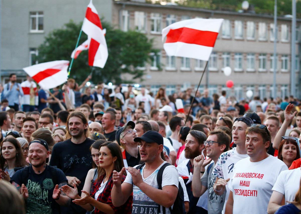 В воскресенье в Минске запланировано проведение исторического оппозиционного марша – Беларусь новости сегодня