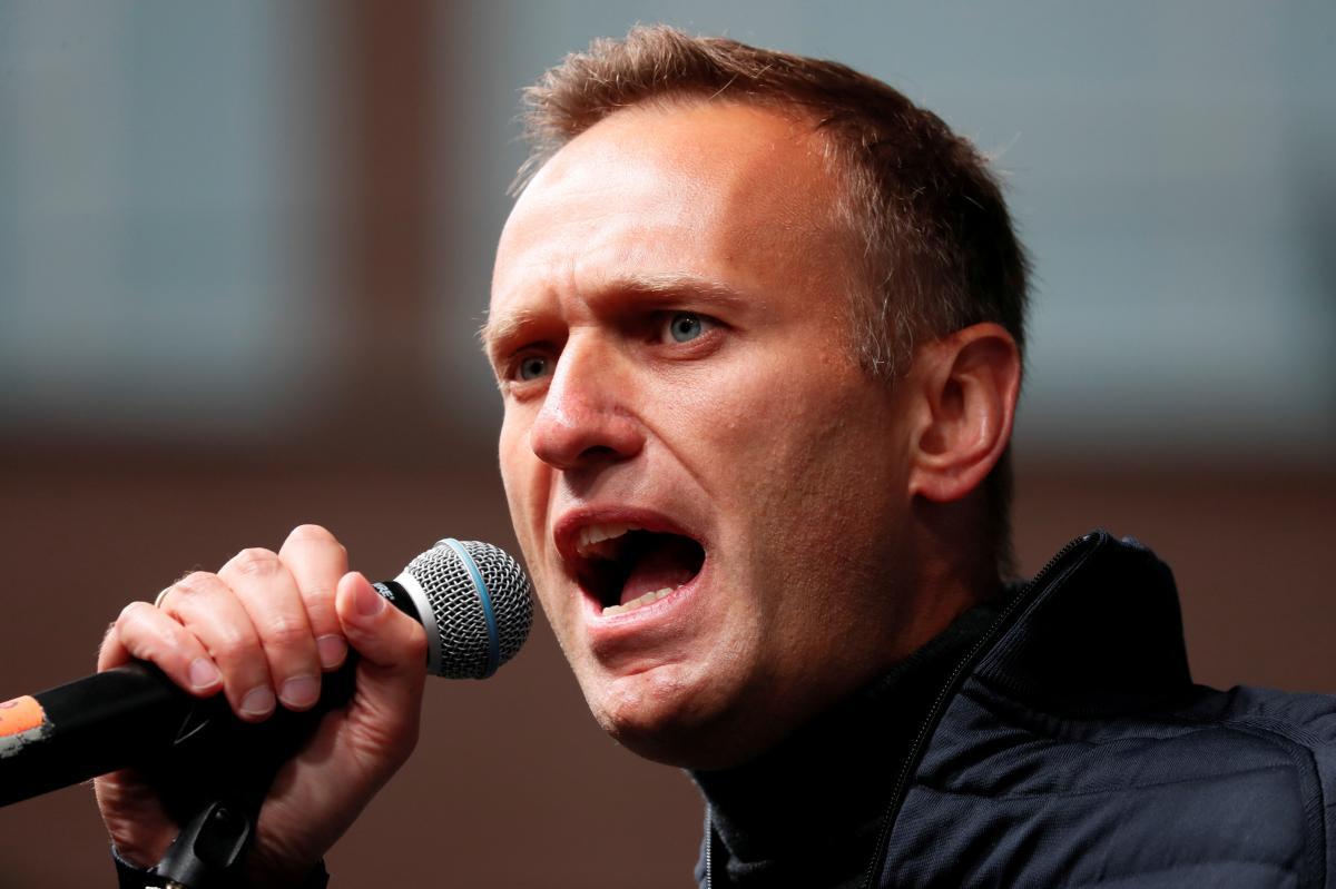 Став відомий можливий діагноз Навального – Отруєння Навальний
