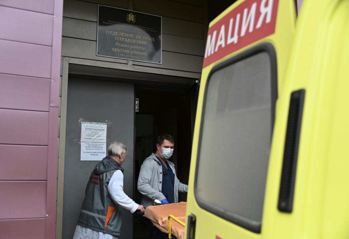 Навального запретили забирать из омской больницы – Навальный новости