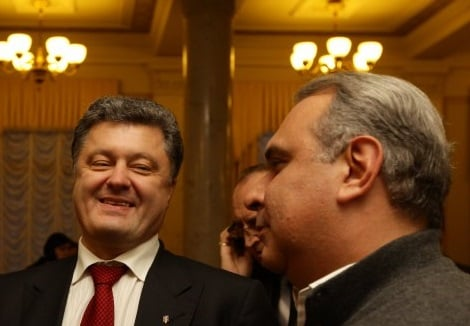 Давид Жвания - экс-нардеп рассказал о причастности Порошенко и ...