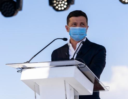 Зеленский полагает, что в Украине сделан серьезный шаг по Донбассу – Зеленский новости сегодня