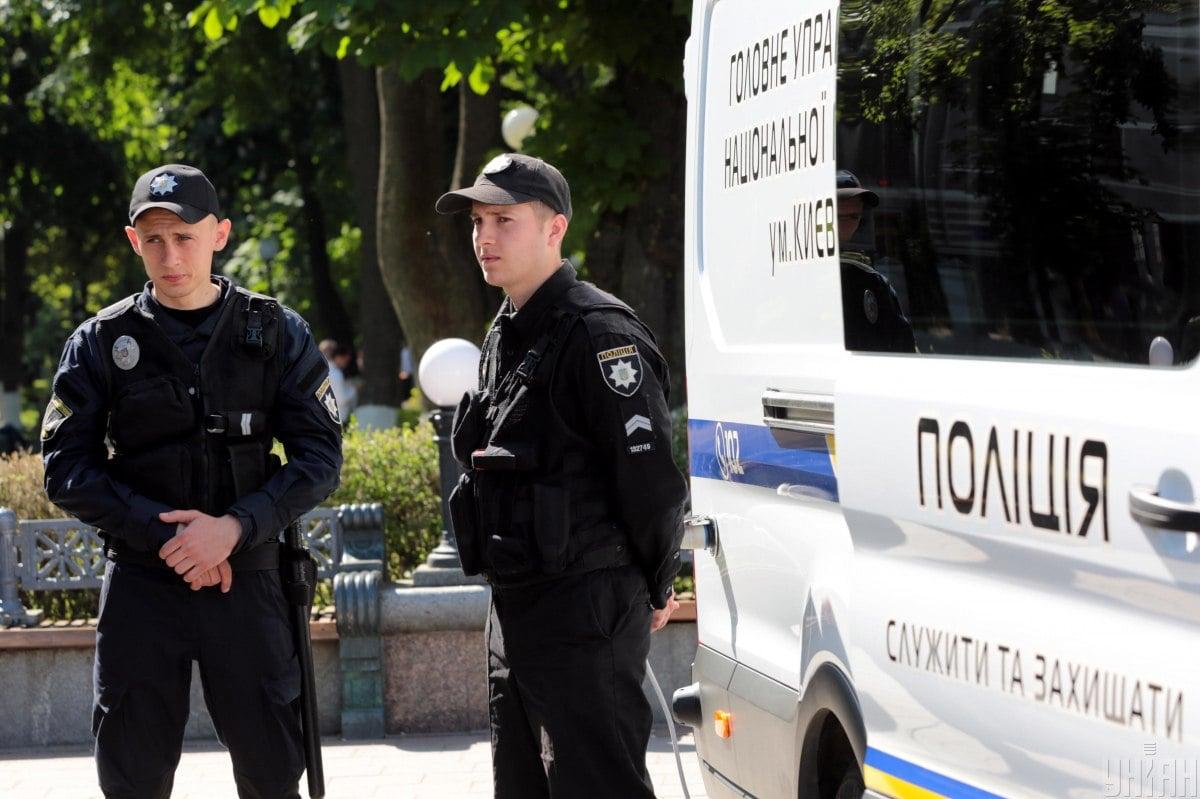 Взрыв произошел вресторане вцентре украинской столицы