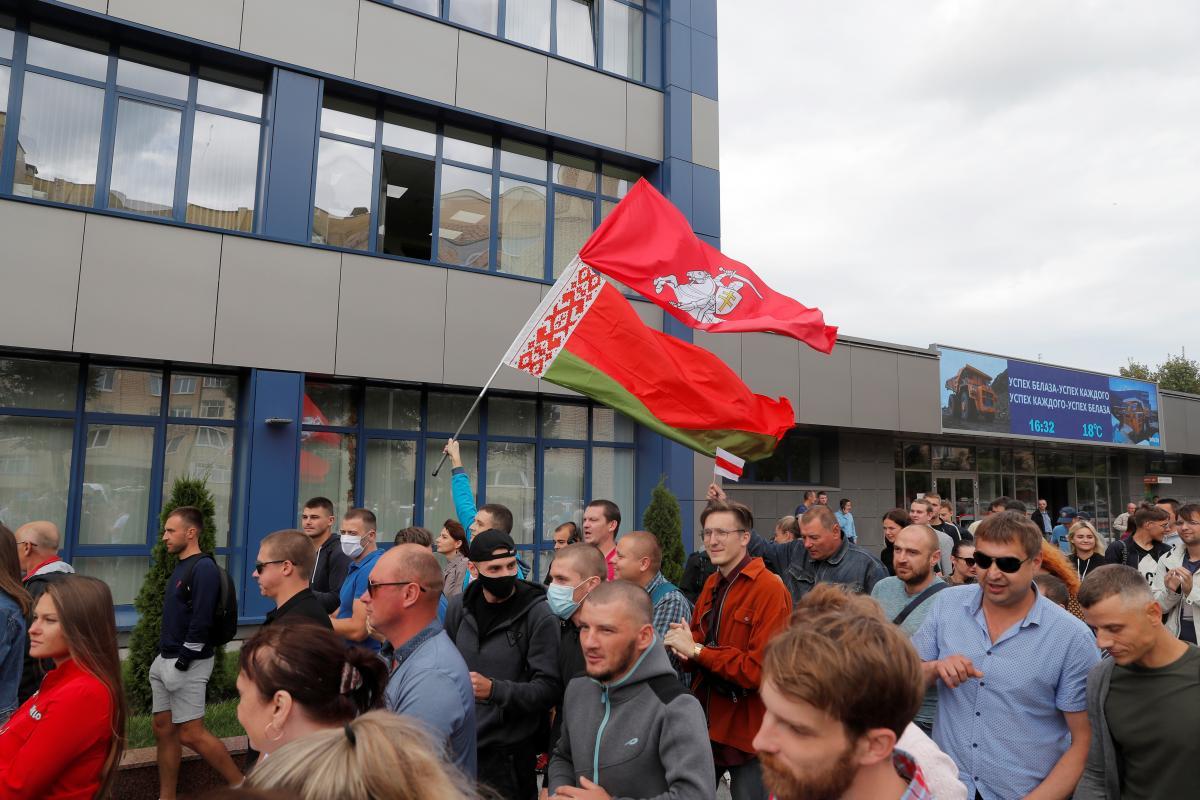 Эксперт спрогнозировал, что из-за протестов в Беларуси в Украину могут выехать белорусские айтишники – Украина Беларусь