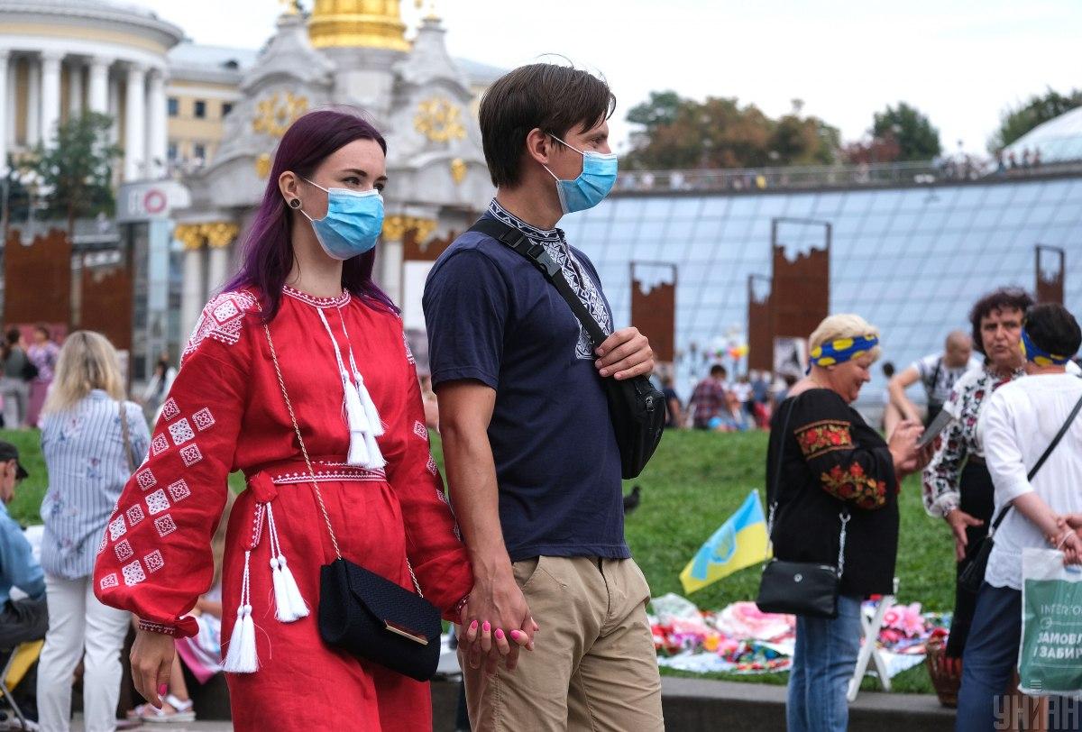 коронавірус, Київ