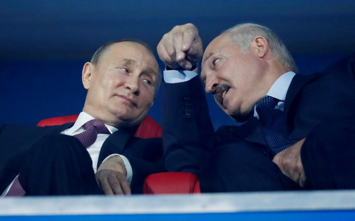 Эксперт поделился, что Путин готов на договоренность с Западом относительно Лукашенко – Путин и Лукашенко