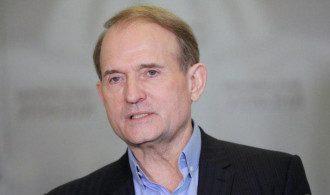 Київський офіс організації Український вибір, якою керує Медведчук, обшукували