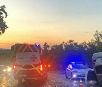 У Києві у неділю сталася жорстка аварія – Київ новини сьогодні