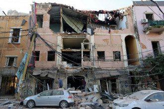 Посол сказав, що через вибухи в Бейруті постраждали українці, пошкоджено майно – Бейрут вибухи