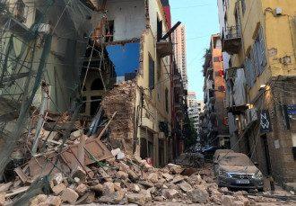 Уже відомо про 154 жертви вибухів у Бейруті – Бейрут вибух