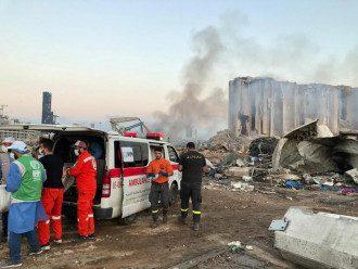 Дружина посла однієї з країн ЄС, поранена під час вибуху в Бейруті, померла – Бейрут новини сьогодні
