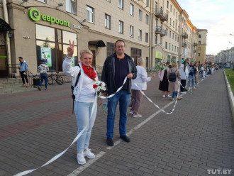 В МИД напомнили Лукашенко о мирном характере протестов / Фото: TUT.BY