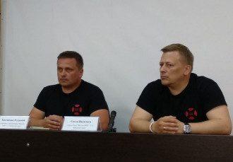 Костянтин Реуцький, Євген Васильєв