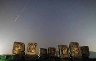 Зорепад найкраще буде спостерігати в ніч з 21 на 22 число – Зорепад Оріоніди
