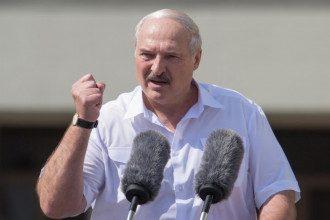 Лукашенко сказав, що нових виборів в Білорусі не буде, поки його не вб'ють – МЗКТ Лукашенко новини