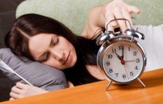 Недосипання