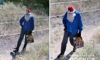 Дед Мороз пять раз выстрелил в охранника / Фото: пресс-служба полиции