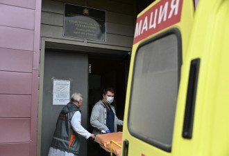 Навальний, лікарня
