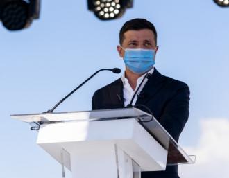 Зеленський вважає, що в Україні зроблено серйозний крок по Донбасу – Зеленський новини сьогодні